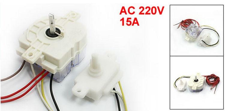Home Freundschaftlich Ac 220 V 15a 6 Drähte Controller Timer W Schalter Für Jinling 11 S Waschmaschine SchöN In Farbe