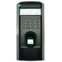 Zk mais barato tcp/ip impressão digital sistema de controle acesso porta com teclado ane menu f7 leitor impressão digital|access control|tcp ip access controllersystem access control -