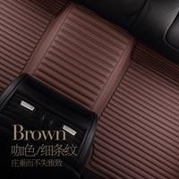 Custom full covered special car floor mats for Audi A1 A3 A5 A4 A6 A8 Q3 Q5 Q7 TT A6L A4L waterproof durable rugs carpets