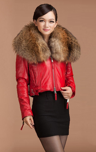 Real Leather Jackets Women - Jacket