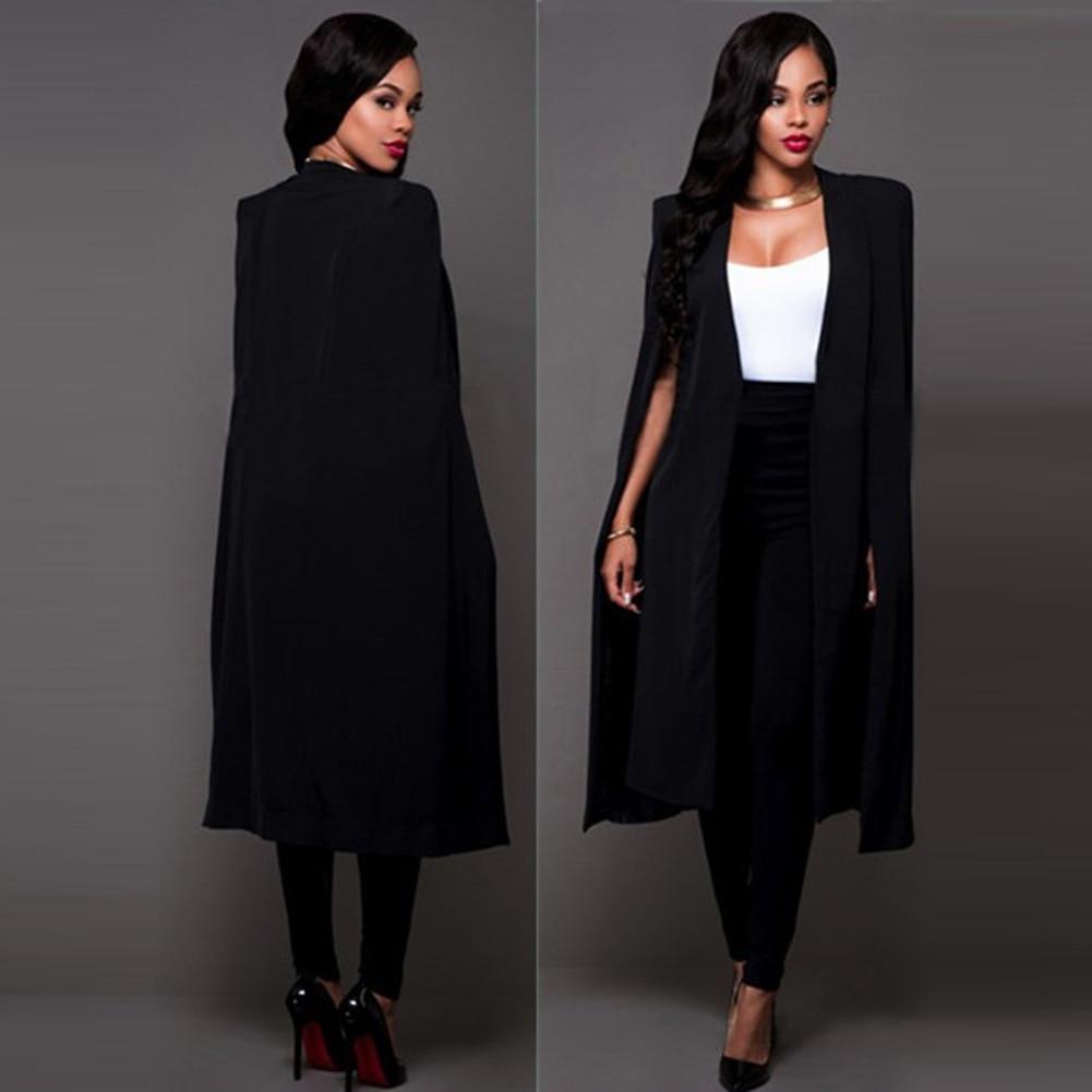 Նորաձևության բաճկոնաձև բաճկոններ - Կանացի հագուստ - Լուսանկար 5