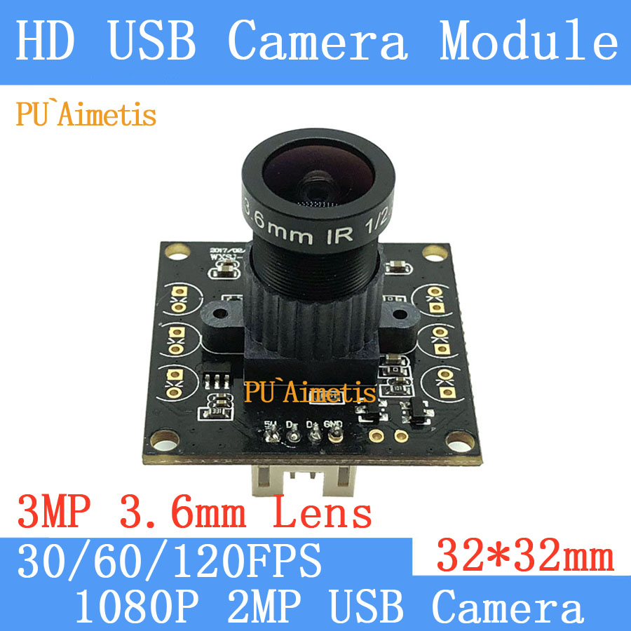 Surveillance camera 1920 1080p Full MJPEG 30 60 120fps High Speed OV2710 Mini CCTV Android Linux