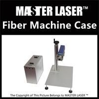 1064nm Fiber Laser Marking Engraving Laser Machine Case Portable Cabinet