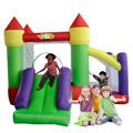 YARD Free Shipping Good Price Inflatable Slide Bouncer Cute Air Toy Colorful Bouncy Room Combo