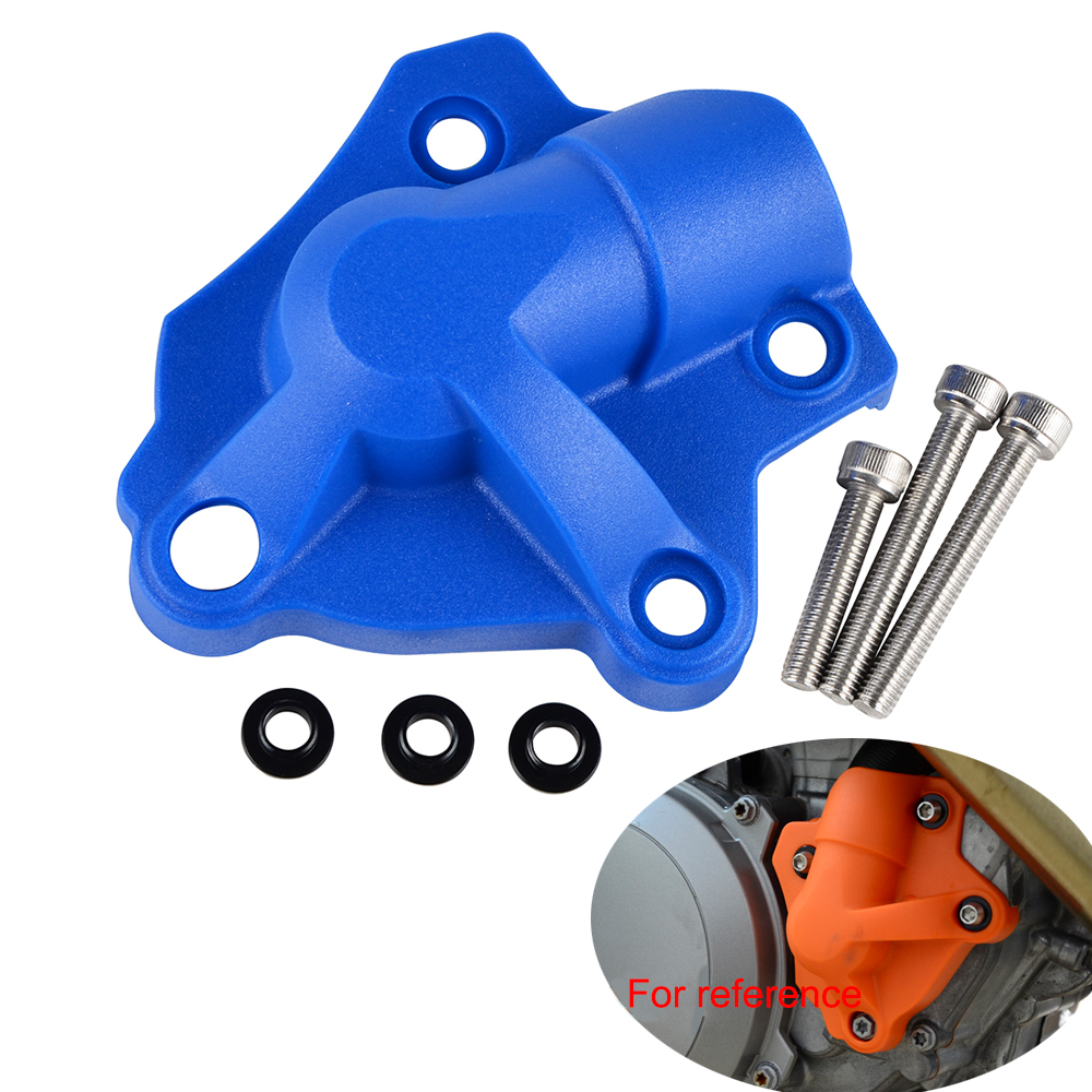 Motorcycle Water Pump Cover Protector Guard For Husqvarna FE FC 250 350 FE 350S 350 S FC250 FC350 FE250 FE350 FE350S 2014-2016
