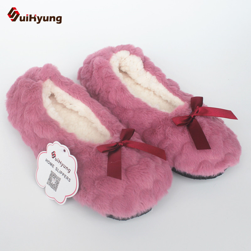 New Winter Warm At Home Women Slippers Cs