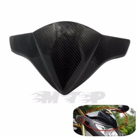 For Honda CB1000R CB 1000R 2008 2016 15 14 13 12 11 10 09 Upper Front Nose Windshield Screen Fairing Cowl Carbon Fiber Motor