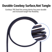 Micro USB Cable Cowboy Braided Fast Charge & data Cable by slick price