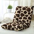 Alta qualidade sofá preguiçoso cama dobrável ajustável lazer piso cadeira criativa sofá Beanbag assento computador cadeira