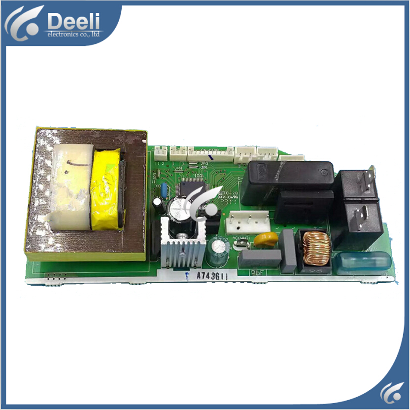 все цены на 95% new good working for Panasonic air conditioning board A743612 A743614 control board on sale онлайн
