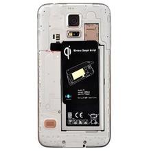 OEM QI Standard Wireless Charging Receiver for Samsung Galaxy S5 i9600 Jan 24 чехол для для мобильных телефонов oem s5 samsung s5 i9600 sv for samsung galaxy s5 i9600 sv