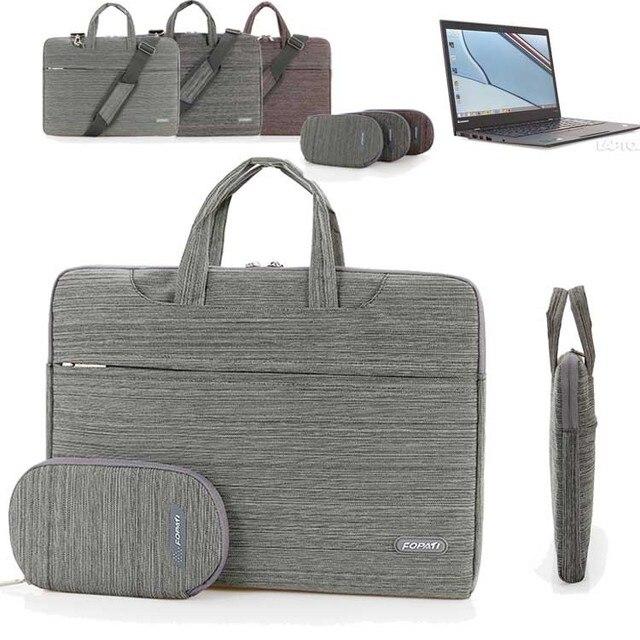 14'' Laptop Sleeve Shoulder Bag, Computer Suit Portable Carrying Case Handbag For Lenovo ThinkPad T450s/T450/ E455, X1 Carbon 14