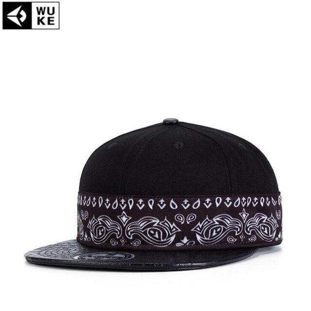 WuKe New Snapback Hip Hop Hat Rockstar Skull Adjustable Baseball Cap Man  Lady Casquette Gorras Planas Bone Aba Reta Toca 2b7ab6f2c84
