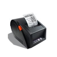 High Quality 20 82mm USB Port Thermal Qr Code Label Printer Thermal Barcode Printer Receipt Printer