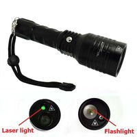 New Green Laser Sight For Shotgun 2in1 Combo Tactical Led Flashlight And Laser Sight Super Bright