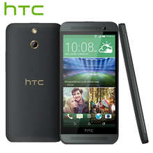 Brand New HTC One E8 M8Sw 4G LTE Mobile Phone 5.0 inch Qualcomm Snapdragon 801 2.5GHz 2GB RAM 16GB ROM 13MP 2600mAh Smart Phone