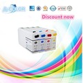 4 cores/set t7011 t7021 vazio cartucho recarregável para epson workforce pro wp-4000 wp-4500 wp-4015 wp-4025 wp-4515 4525 4535 4545