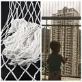1 м детская безопасная сетка для дома  собаки  плюшевый Кот  балкон  перила  лестница  забор  детская площадка  ограждение для безопасности де...