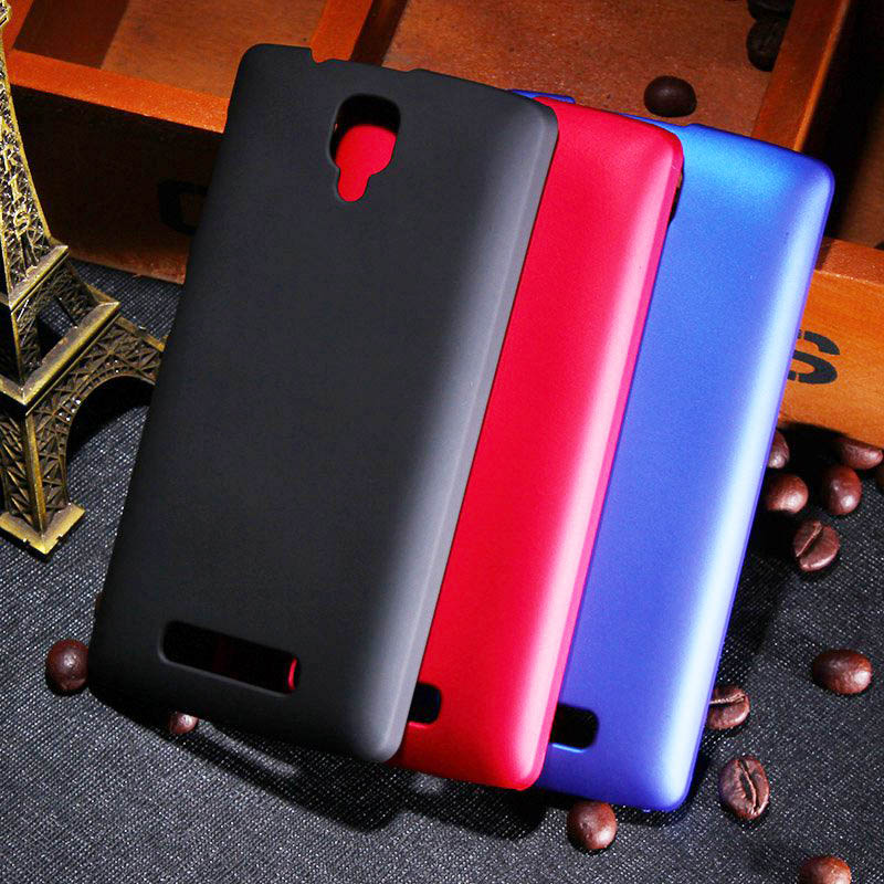 for Lenovo A 1000 A 2800 New Multi Colors Luxury Rubberized Matte Plastic Hard Case Cover for Lenovo A1000 A2800 Phone Cases