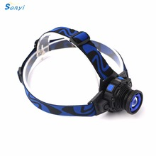Q5 LED Frontal 1600LM Led Headlamp Headlight Rechargeable Linternas Lampe Torch Head lamp Build In Battery