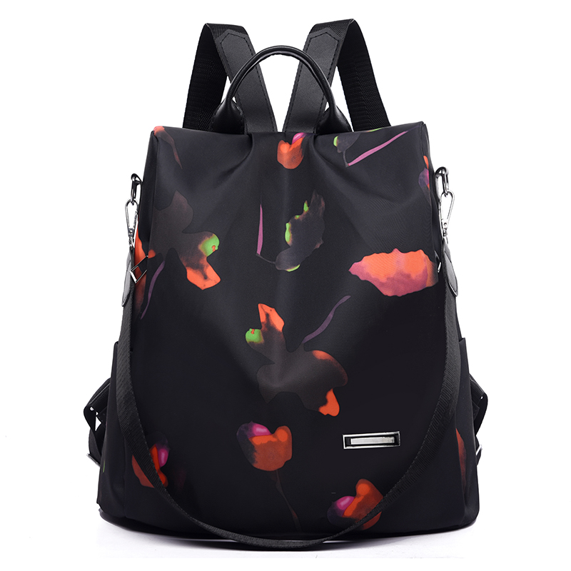 Fashion Leisure women backpacks famous brand ladies large capacity backpack high quality Oxford girl