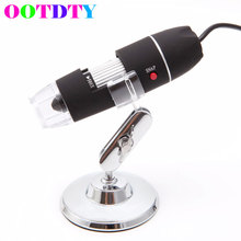 Cheapest prices Professional Microscope USB Digital 8 LED Endoscope Magnifier Camera  50-500X 5MP MY5_10