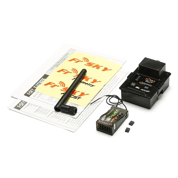 FrSky DJT 2.4Ghz Combo Pack for JR/Flysky/ Turnigy 9XR w/ Telemetry Module & V8FR-II RX frsky dft 2 4ghz combo pack for futaba w telemetry module