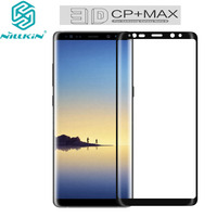 For Samsung Galaxy Note 8 Note8 Nillkin 3D CP MAX Full Coverage Anti Explosion HD Tempered