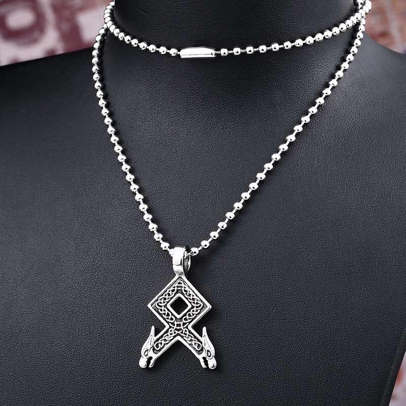 Collier Viking Rune 6