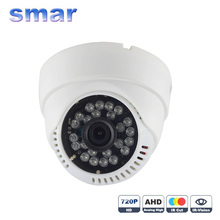 AHD Camera 720P/960P CCTV Security 2000TVL AHDM Camera HD 1MP/1.3MP Nightvision Indoor Camera IRCut Filter 1080P Lens Best Price