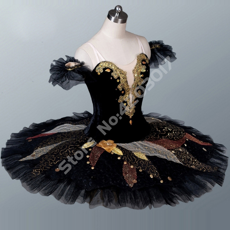 Adult Women Professional Tutus Contemporary Dance costumes Girls Swan Dress Ballet dancewear Ballerina Dance Wear Kids B1125