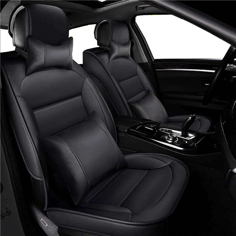 Etoatuo Car Leather Seat Cover For Jeep Renegade