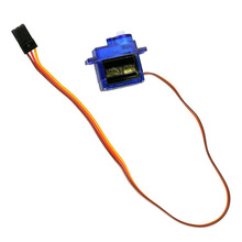 цена на 10Pc Mini digital Micro Servo SG90 For RC Planes Helicopter Parts Steering gear Airplane Car Toy motors