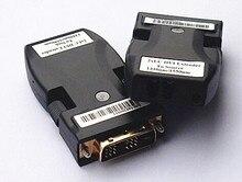 DVI Extensor De Fibra Óptica Fibra Dual 2 Núcleo de Alta Definición Sin Comprimir DVI Conversión de Fibra Óptica Monomodo LC puerto