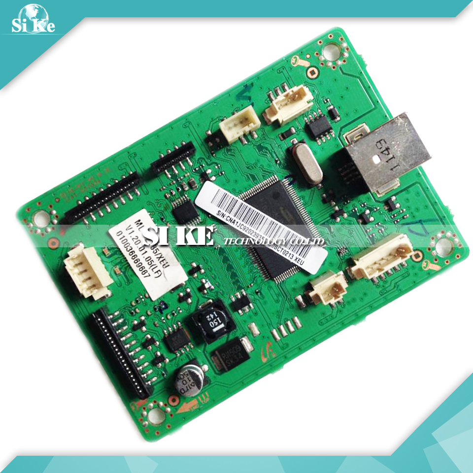 Laser Printer Main Board For Samsung ML-2160 ML-2161 ML-2165 ML 2160 2161 2165 Formatter Board Mainboard Logic Board for samsung mlt d101 chip 101 laser printer ml 2160 2165 2168 scx 3400 3405 3402 cartridge resetter toner chips