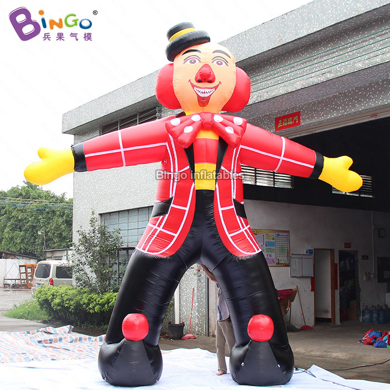 Personalized 16 feet tall inflatable big clown / 5m height inflatable clown for decoration toysPersonalized 16 feet tall inflatable big clown / 5m height inflatable clown for decoration toys