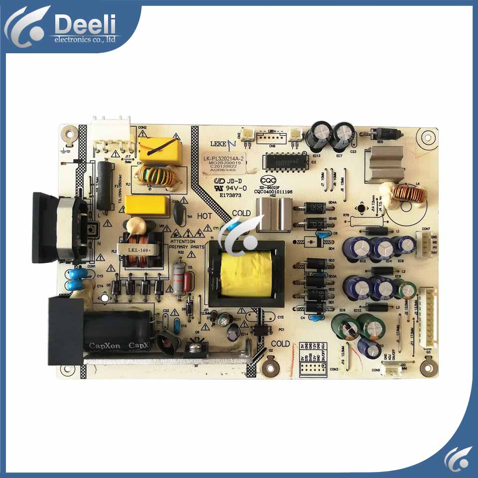 new for Power Supply board 32CE530ALED LK-PL320214A-2 LKP-PL089 good working board new original le 42tl1600 lk pl420402a1 le 42tm1800 power supply board