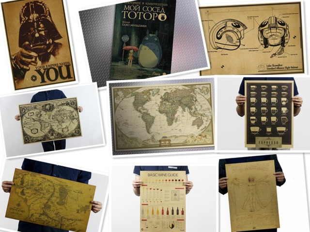 Little defective items vintage anime poster world map wall sticker little defective items vintage anime poster world map wall sticker star wars poster wall stickers home gumiabroncs Image collections