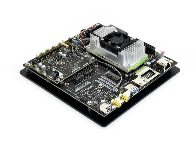NVIDIA Jetson TX2 Developer Kit, AI Supercomputer on a module