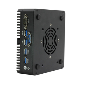 Image 5 - OLOEY جهاز كمبيوتر صغير إنتل سيليرون 2955U ويندوز 10 لينكس 300Mbps واي فاي ثنائي جيجابت إيثرنت 2 * RS232 المنفذ التسلسلي 2 * HDMI 4 * USB3.0