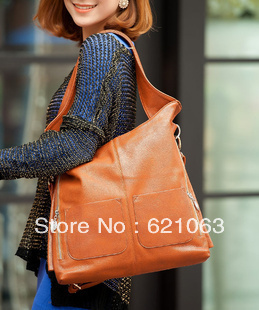 Original Designe cheap new 2014 fashion women leather handbags shoulder bags women messenger bags handbags designers brand totes