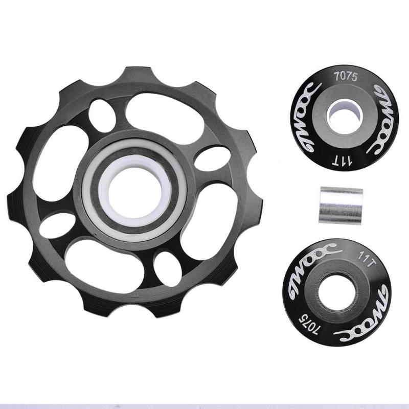 2x Jockey Wheel 11T//13T MTB Road Bike Bicycle Cycling Parts Spare Derailleurs