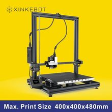 2016 Worldwide Popular 3D Printer XINKEBOT ORCA 2 Cygnus Large Heat Bed 15.7*15.7 for Office Gadgets