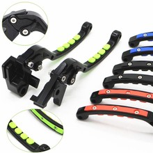 Fast Shipping Adjustable Brake Clutch Levers Parts For Kawasaki Z650 Z900 2017-18 19 Motorcycle CNC Aluminum Handle