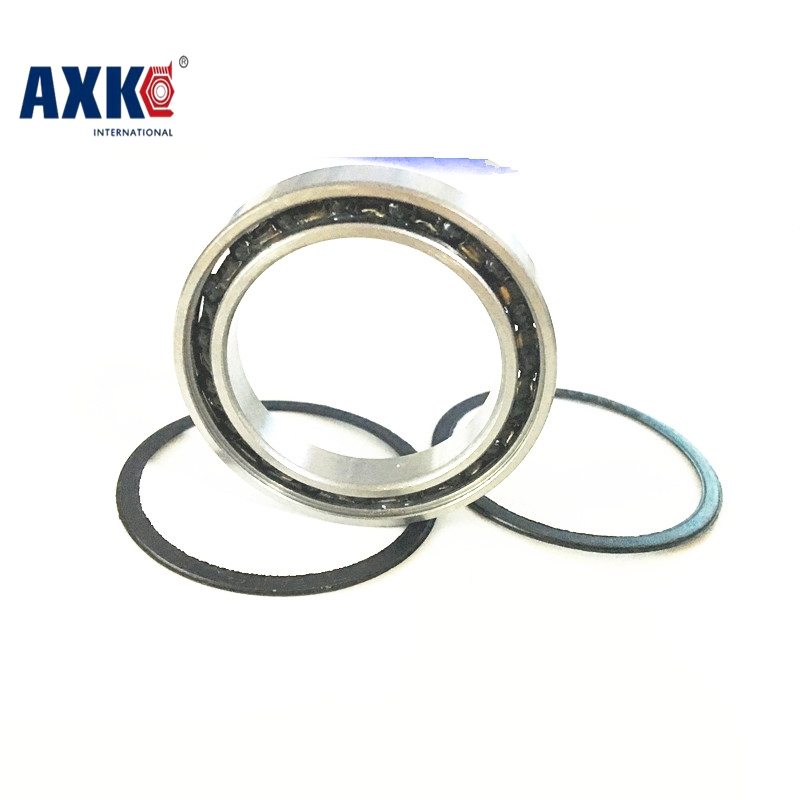 2pcs 6806 2RS 30x42x7  Hybrid Ceramic Ball Bike Bearing deep groove ball bearing for bicycle 6806 2RS CB ABEC-5 free shipping 6806 2rs 30 42 7mm full zro2 ceramic ball bearing 30x42x7mm 61806 2rs 6806 61806 2rs for bicycle part