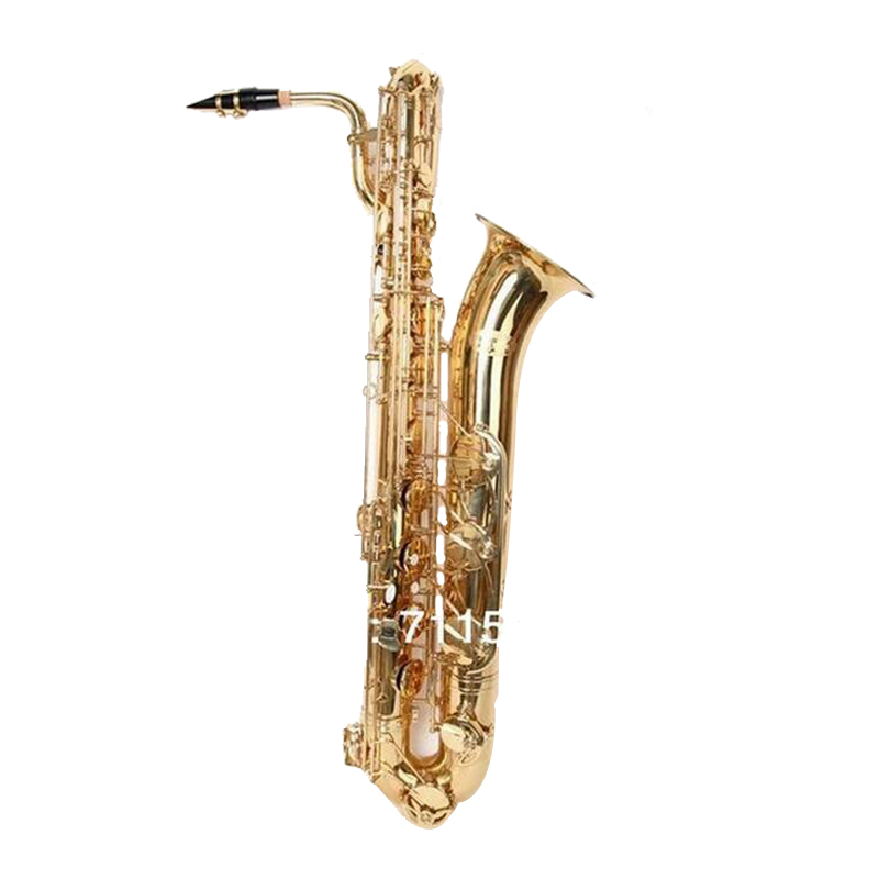 High Quality Eb Sax Falling Tune E Saxophone Brass Musical Instruments Professional Golden Carved  Baritone Saxophone Saxofone murals wall paper modern art top beach deep blue sea water ripples swim dolphins home decor ceiling large wall mural wallpaper