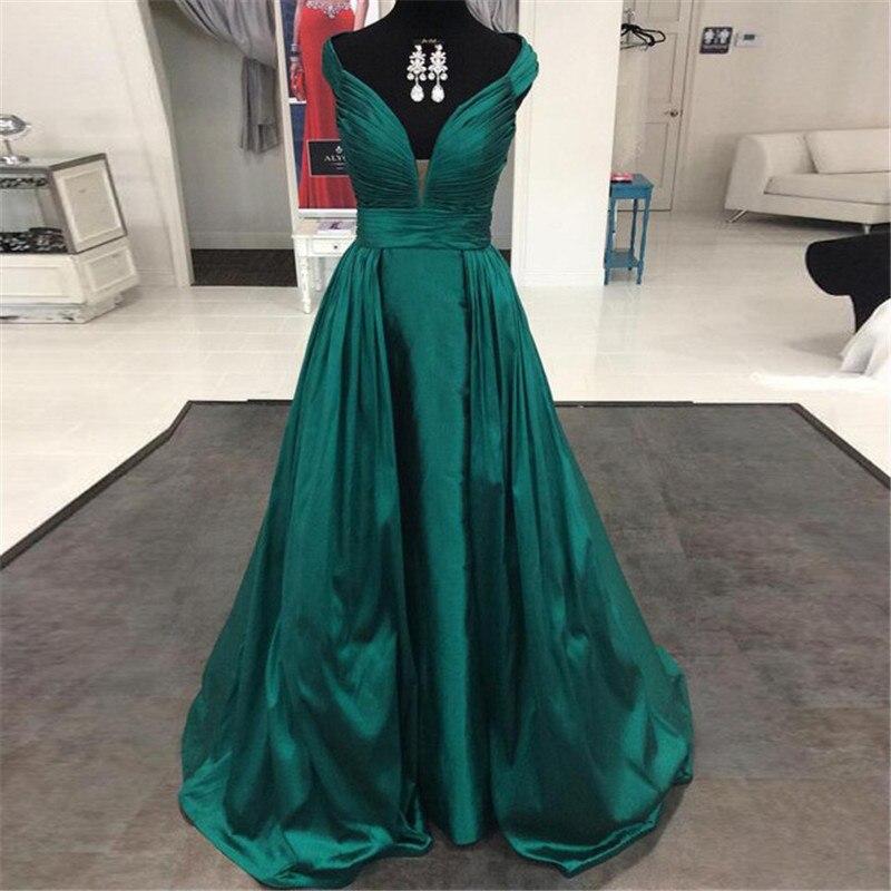 Online Get Cheap Emerald Green Satin Dress -Aliexpress.com ...
