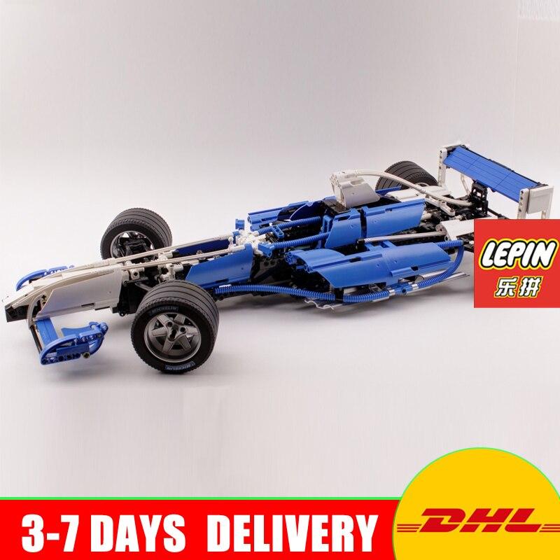 Фотография Lepin 20022 Genuine Technic Series The Williams F1 Team Racer Set Educational Building Blocks Bricks Toys Clone 8461 1586pcs