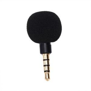 Image 2 - Andoer Cellulare Smartphone Portatile Mini Omni Direzionale Mic Microfono per Registratore per iPad di Apple iPhone X 8 Per Samsung