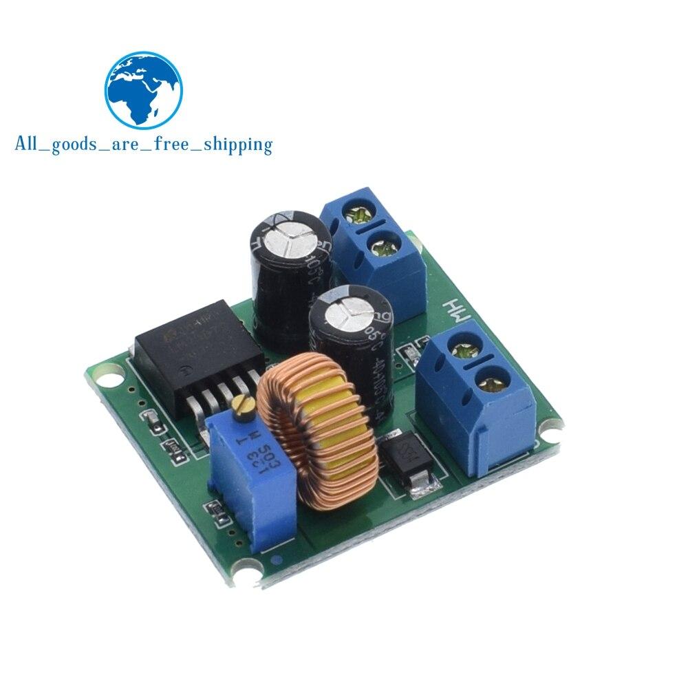 Tzt Dc 3v 35v To 4v 40v Step Up Power Module Boost Converter 12v Circuits Apmilifier 5v Lm2577 Voltage 24v 19v In Integrated From